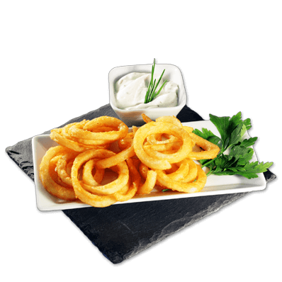 Produktbild Curly Fries